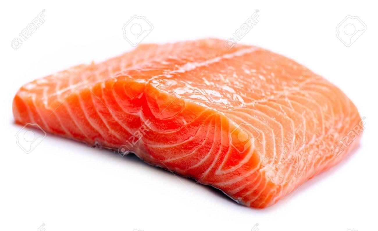Raw Salmon Dog Food