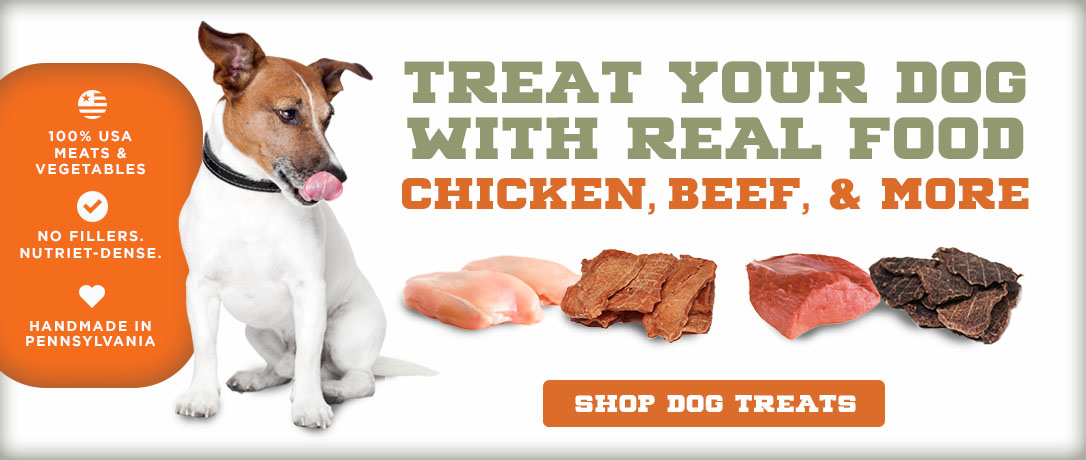 All Natural Dog Treats - High Quality Dog Treats Made In USA